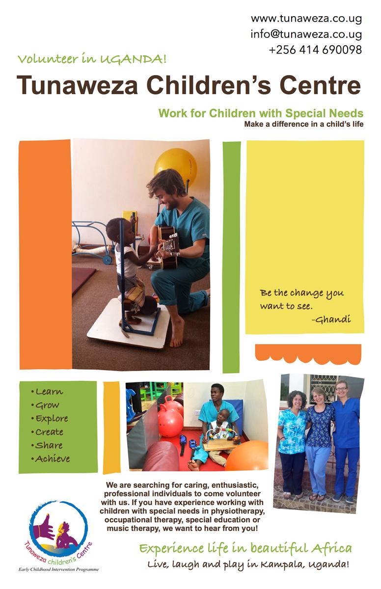 Tunaweza-Volunteer-poster